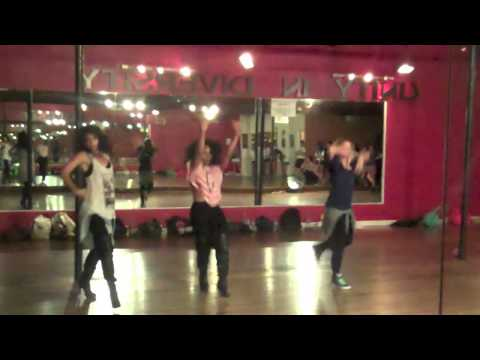 Nicki Minaj-Did it on'em Choreography By:  Todd Flanagan & Shirlene Quigley