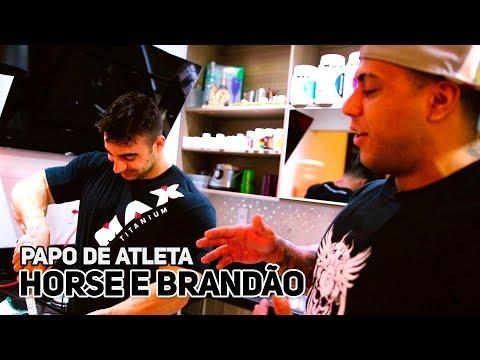 HORSE, BRANDÃO E TOGURO | PAPO DE ATLETA