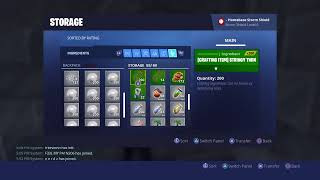 Fortnite save the World giveaway join up 130s guns