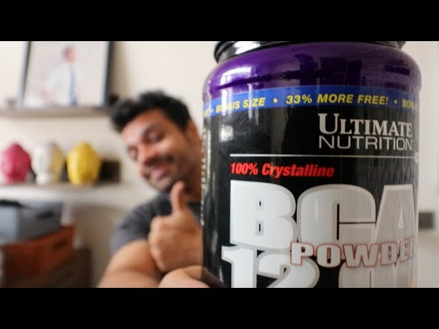 Final Truth about BCAA + Supplement Giveaway | FitMuscleTV