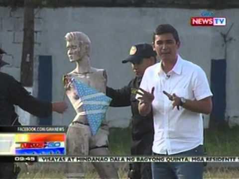 NTG: Mga iligal na paputok na nakumpiska ng mga otoridad, sinubukan ng QCPD bomb squad