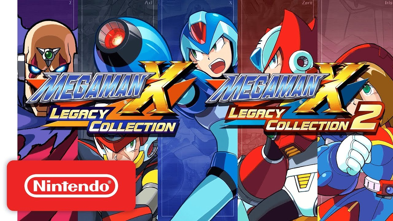 What's new with Mega Man Legacy Collection 1 & 2 for