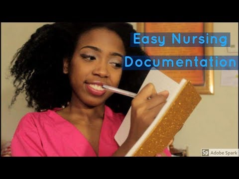 *Requested* Quick and Easy Nursing Documentation