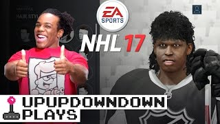 POWER PLAYS and CRASHING THE NET in NHL 17!!! — UpUpDownDown Plays
