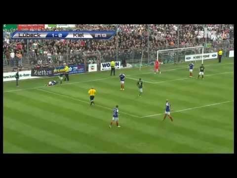 Zum Nachschauen: VfB Lübeck - Holstein Kiel: Endspiel SHFV Lotto-Pokal 2015