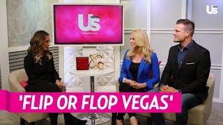 Bristol and Aubrey HGTV 'FLIP OR FLOP VEGAS' Interview part 2