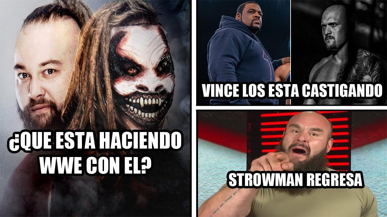 Todo lo que debes saber acerca de Bray Wyatt, Becky Lynch trollea a Charlotte Flair, Pistas Strowman