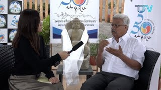 (EP. 202) Prof. Ramu Manivannan on 'Tibetan basic education policy''.