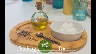 Антираковая диета И.Будвиг(Budwig)- важнейший компонент терапии рака.