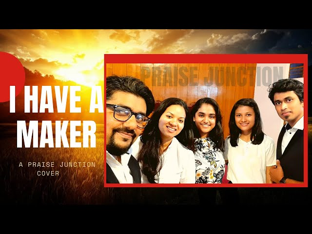 He Knows My Name || A Praise Junction Cover|| Maranatha singers