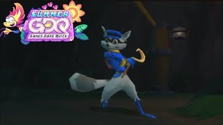 Sly Cooper and the Thievius Raccoonus by Zenthrow in 1:10:06 SGDQ2019