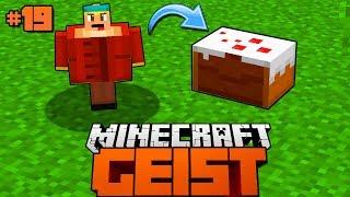 DICKER JUNGE ISST MEINEN KUCHEN?! - Minecraft Geist #19 [Deutsch/HD]