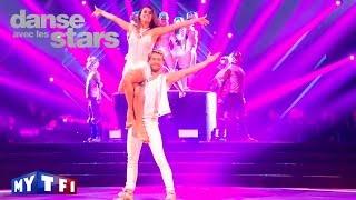 DALS S07- Un chacha pour Karine Ferri et Yann-Alrick Mortreuil sur ''Laissez-moi danser'' (Dalida)