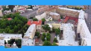 видео Визначні місця Києва