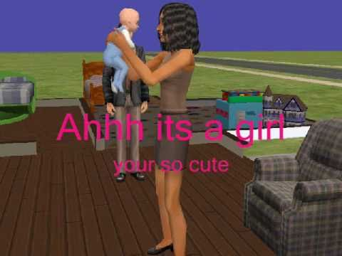 Baby bed youtube - Sims 2 Baby With Clothes Youtube