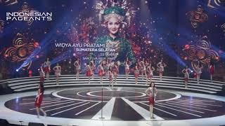 [TRIBUN EYES] Grand Final Puteri Indonesia 2020: Opening Dance & Opening Number