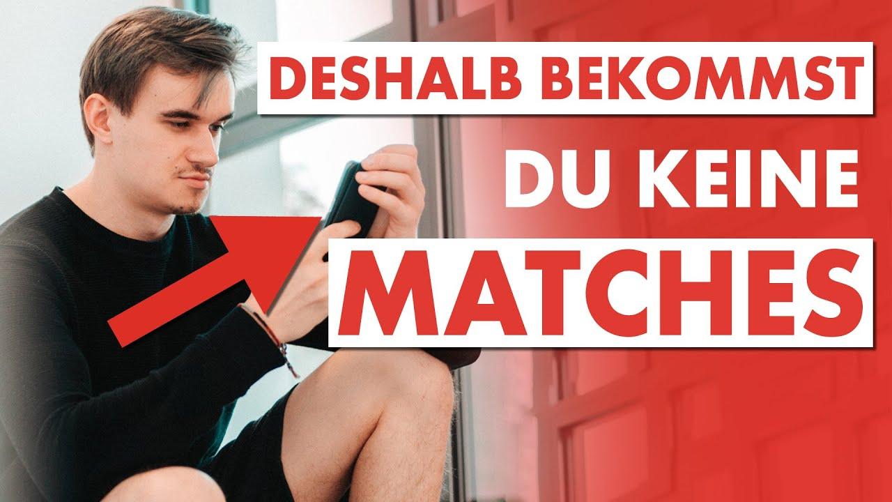 Mehr Matches auf Tinder - Ohne diese 3 Säulen LÄUFT NICHTS