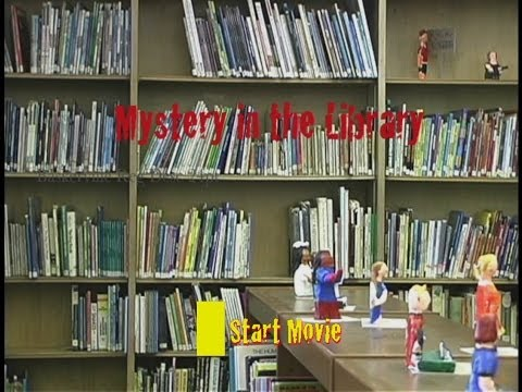 Mystery In the Library - Mr. Kwas 6th Grade Class of 2004