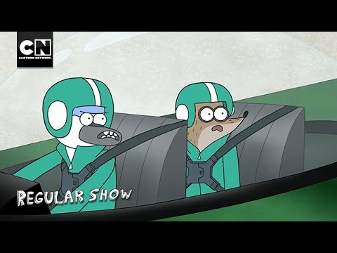 Regular Show | Space Tree VS Everyone Else | Cartoon Network