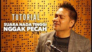 Tutorial Suara Tinggi Nggak Pecah | Abi Zulfikar Basyaiban