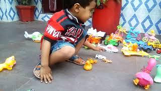 Hammad's top 10 toys