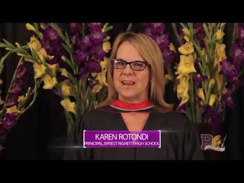 Ernest Righetti High School Virtual Graduation 2020