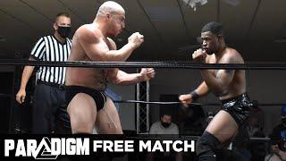 FREE UWFI MATCH | Chris Dickinson vs Lee Moriarty | Paradigm Heavy Hitters 2