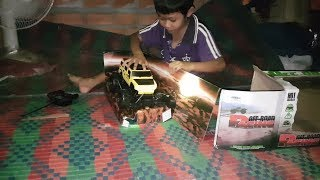 My Brother, Unboxing Toys Hummer 4x