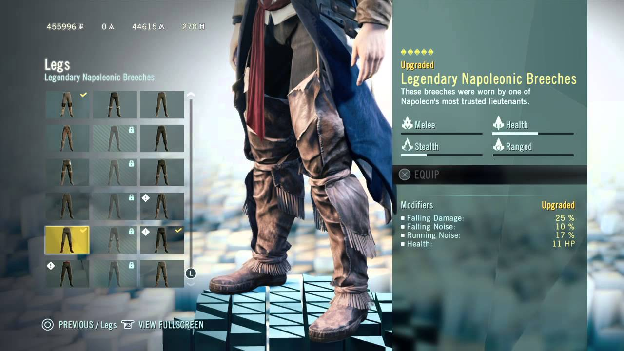 Assassin's Creed Unity Skills Guide - All Skills With ...