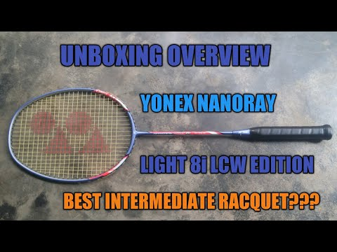 Nanoray Light 8i Unboxing / Quick Hands On