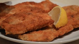 How to Make Schnitzel