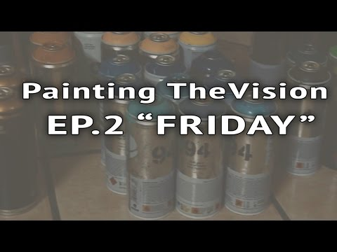 "Painting the vision Ep.2 ""Its friday"""