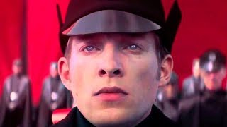 Why General Hux From The Last Jedi Looks So Familiar