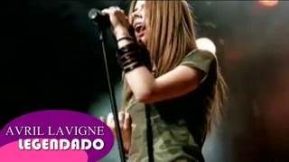 Avril Lavigne - Losing Grip (Legendado)