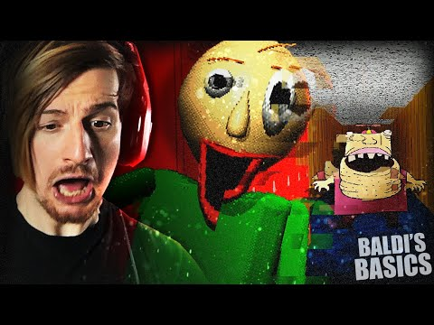 SO BALDI IS BACK & THIS GAME IS INSANE. | Baldis Basics Plus (Early Access)