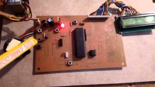 electronic voting machine using 8051 microcontroller