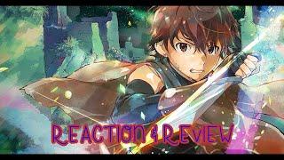 Grimgar Of Fantasy And Ash (灰と幻想のグリムガル Hai To Gensō No Gurimugaru) Episode 4 Reaction & Review