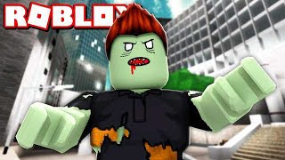 The STORY of the BOY WHO TURNED into a ZOMBIE in ROBLOX