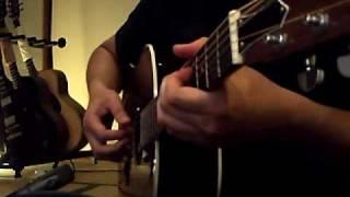小田和正の「空が高すぎる」をソロギターにアレンジしてみました。 guit...