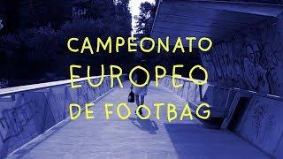Spot Campeonato Europeo de Footbag 2017 Aranjuez