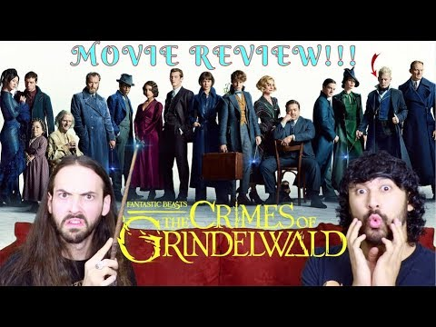 FANTASTIC BEASTS: The Crimes Of Grindelwald - MOVIE REVIEW!!!