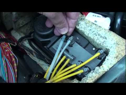 Spectra Fuse Box 2001 E320 Mercedes Pse Central Vacuum Pump Ac Door Locks