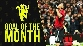 Goal of the Month: October | VOTE for Your Favourite! | Manchester United