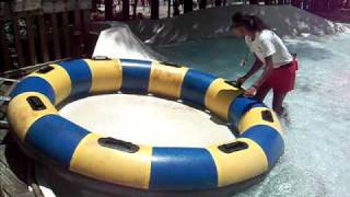 White Water Atlanta--Bahama Bobslide!