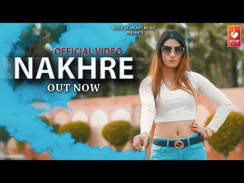 Nakhre  Aman Gujjar, Mr  Roy, Rooth Massey  Latest Haryanvi Songs Haryanavi 2018  VOHM