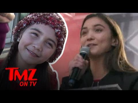 Rowan Blanchard and Brie Larson Have Their Very Own Book Club | TMZ TV