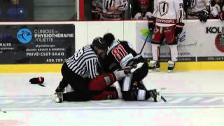 Fights / Yohan Perreault vs David Fontaine