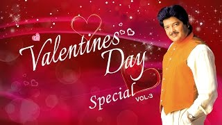 Valentines Day Special Songs (Vol-3) - Udit Narayan Romantic Songs - Audio Jukebox || T-Series ||