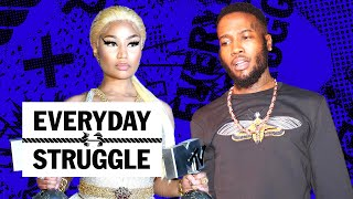 Will 6ix9ine Collab Hurt Nicki Minaj? Billboard No Longer Counting Merch Sales | Everyday Struggle
