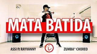 Mata Batida - Assi ft Rayvanny | Zumba Choreo 2020 #hny